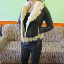 Меховая кожаная куртка, в Нижнем Новгороде