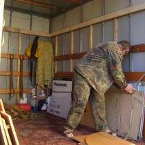 Демонтаж и утилизация мебели, перевозка, транспортировка, в Санкт-Петербурге