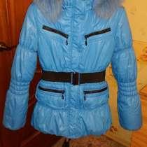 куртка зимняя на девочку, в Екатеринбурге