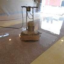 Шлифовка бетонного пола,стяжки, в Тюмени