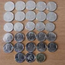 монеты бородино комплект 28шт., в Москве