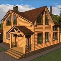 Деревянный дом Лель от компании МОГУТА, в Нижнем Новгороде