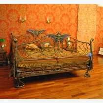Кованая кровать .В двух-трех словах, в Томске