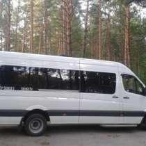 Заказ и аренда микроавтобуса Mercedes Sprinter(18-20 мест), в Новосибирске