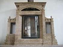 Изготовлю и установлю камин, лестницу, мозаику из мрамора, в г.Симферополь