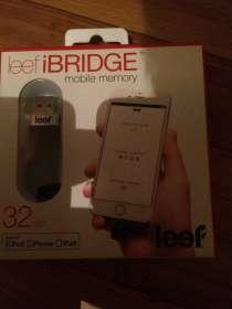 Ieef iBRIDGE на 32 GB, в г.Самара
