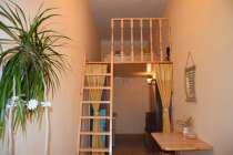 Двухуровневая комната в коммунальной квартире, в Санкт-Петербурге