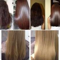 Кератиновое выпрямление волос, в г.Можайск
