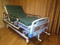 Продам медицинскую кровать для ухода за лежачими больными, в Иркутске