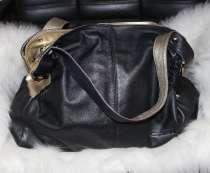 Фирменная кожаная сумка от CARVARI, в г.Житомир