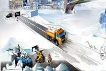 Чистка Уборка Вывоз снега, в Тюмени