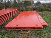 Дорожные плиты 6-2м(нагрузка-до 80 тонн), в г.Нефтеюганск