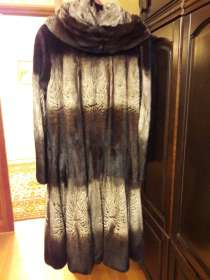 Шуба норковая, новая, импортная, 48-50 размер, в Москве