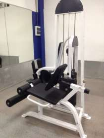 силовой тренажер profy gym разгибание ног сидя, в Мытищи