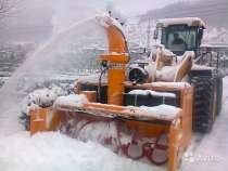 Снегоочиститель роторный. Отвал снегоуборочный и др, в Оренбурге