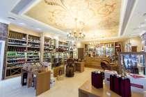 Франшиза винотеки премиум-класса Альта-Вина, в Москве