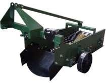Картофелекопатель однорядный КК-1-540 транспортерного типа, в г.Актобе