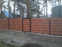 Заборы, ворота, калитки, в Красноярске