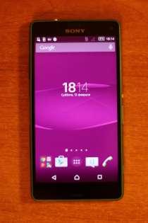 Телефон Sony Z3 Compact, в Краснодаре