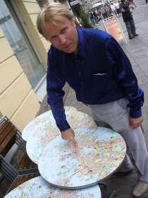 Дарю Поглаживания, в Санкт-Петербурге