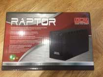 "Ибп (UPS) 800ва Powercom ""Raptor"" RPT-800A, в Москве"