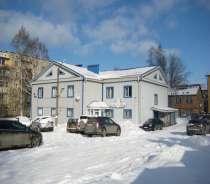 Продаю отдельно стоящее 2-этажное здание с участком в Центре, в Петрозаводске
