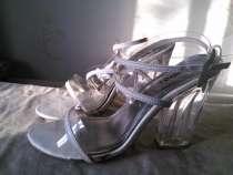 Туфли силиконовые с прозрачным каблуком, в Барнауле