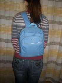 Рюкзак Nike Найк городской голубой женский, в г.Запорожье