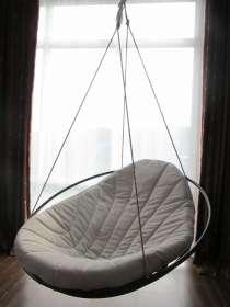 Стильное подвесное кресло для отдыха - комфорт расслабления, в Иркутске