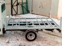 Изготовление и ремонт рам, подрамников грузовых авто, в Краснодаре