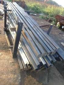 Продаю столбы металлические готовые к установке, в Санкт-Петербурге