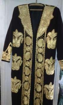 Узбекский чапан - золотое шитье, в Обнинске