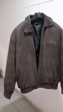 Куртка Toskana натуральная кожа, в Москве