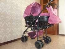 Продаю детскую коляску Chicco Trio Enjoy Fun 3 в 1, в г.Самара