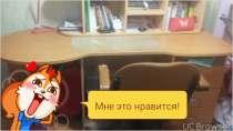 Компютерный столик и настенный шкафчик, в Уфе