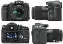 Зеркальный фотоаппарат Sony A100, в Москве