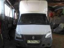 грузовой автомобиль ГАЗ 2834, в Ижевске