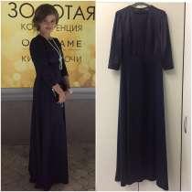 Платье в пол, в Красноярске