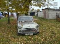 Москвич-407, в г.Минск