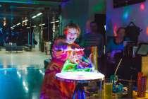 Шоу мыльных пузырей в Екатеринбурге, шоу пузырей в Екб, в Екатеринбурге
