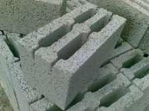 Блоки мелкоштучные керамзитобетонные ООО «Стеновой камень» 40х20х20, в Старом Осколе