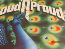 "NAZARETH ""LOUD'N'PROUD"" LP, в Москве"