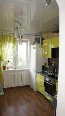 Трехкомнатная квартира, в Новокузнецке