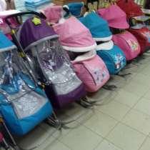 Санки-коляска для детей 1-4 года, в Саранске