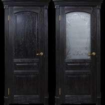 Двери из массива, в Майкопе