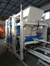 Вибропресс для производства бетонных блоков, брусчатки Sumab, в г.Самара