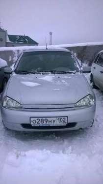 автомобиль ВАЗ 1117 Kalina, в Уфе