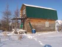 Дачный участок с 2х эт. домом, в Хабаровске