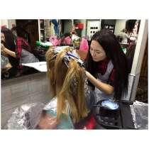 Обучение парикмахеров колористике - окрашиванию волосМосква, в Москве