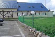 Заборная решетка 40х40 мм 1.5х10 м Пластик, в Краснодаре